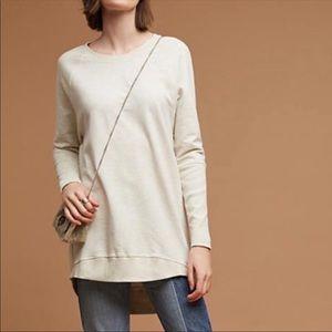 Anthropologie • T.la Tan Tunic Sweater